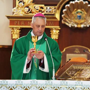 오데사-심페로폴리교구장 브로니스로 베르나츠키 주교님(출처=ACN 자료사진)