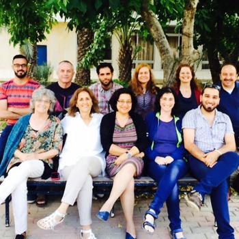 JCJCR의 영성심리상담 프로젝트 참가자들(출처=ACN 자료사진)