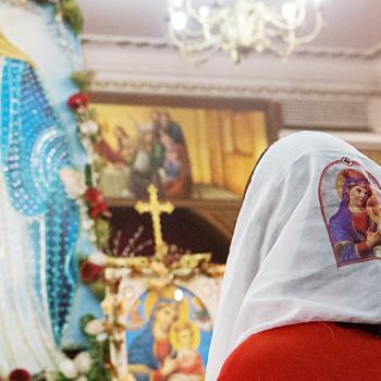 카이로 콥트교회(출처=Ilona Budzbon/ACN자료사진)
