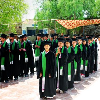 쿠쉬푸르의 성 알베르토 교리교사 양성센터(출처=ACN 자료사진)