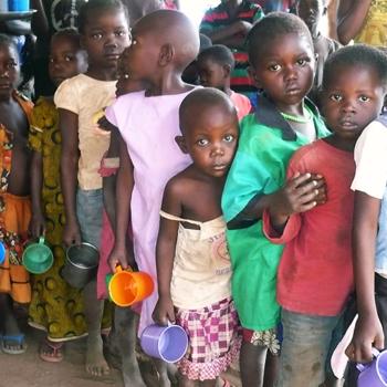 남수단 리멘제의 난민들 (출처=ACN 자료사진)