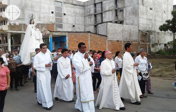 포르토비에호(Portoviejo) 교구 신학교 행사, 출처=ACN자료사진