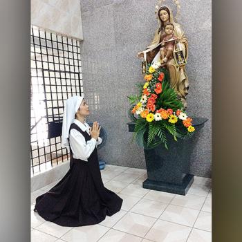 필리핀 탐바칸의 가르멜 수녀회, 연세가 높고 병든 수녀님들을 위한 양호실과 새 서원자들을 위한 수도원 증축 지원 (출처=ACN 자료사진)