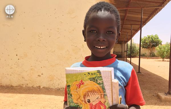 성 키지토 학교의 어린이(출처=ACN 자료사진)