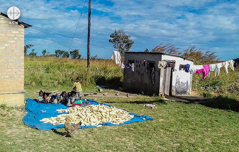 잠비아의 흔한 풍경 (출처=ACN 자료사진)