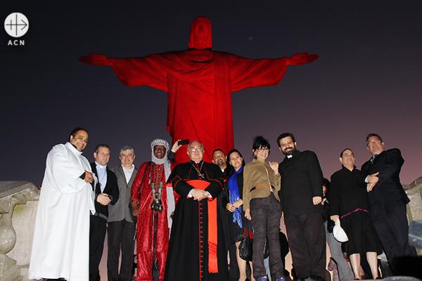 ACN 브라질 지부 '박해받는 그리스도인들을 위한 기도의 날'(출처=ACN 자료사진)