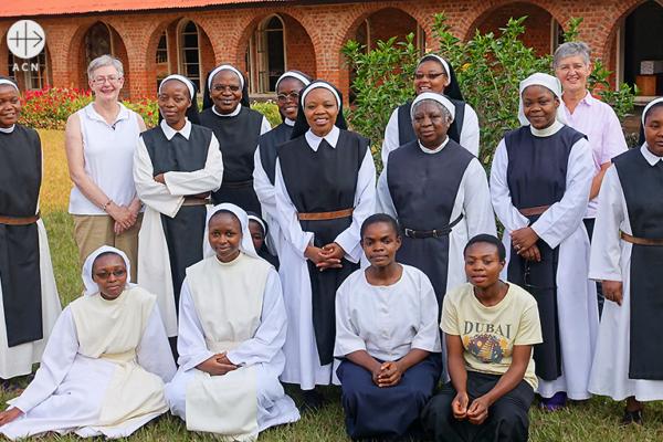 무르헤사의 트라치스트 수녀원 (출처=ACN 자료사진)