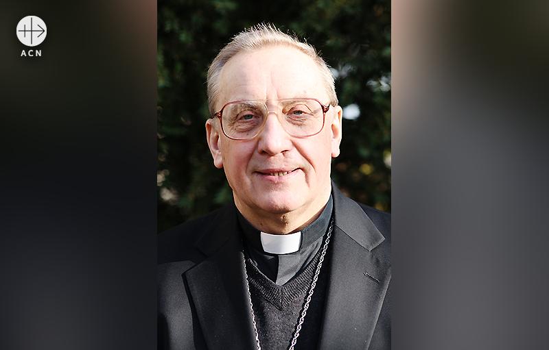 타데우시 콘드루시윅스 대주교님 (출처=ACN 자료사진)