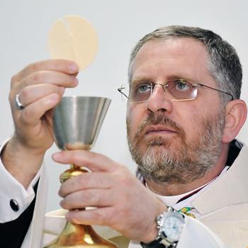 마론파교회의 미셸 아운 주교 (ⓒ Jbeil Maronite Eparchy)