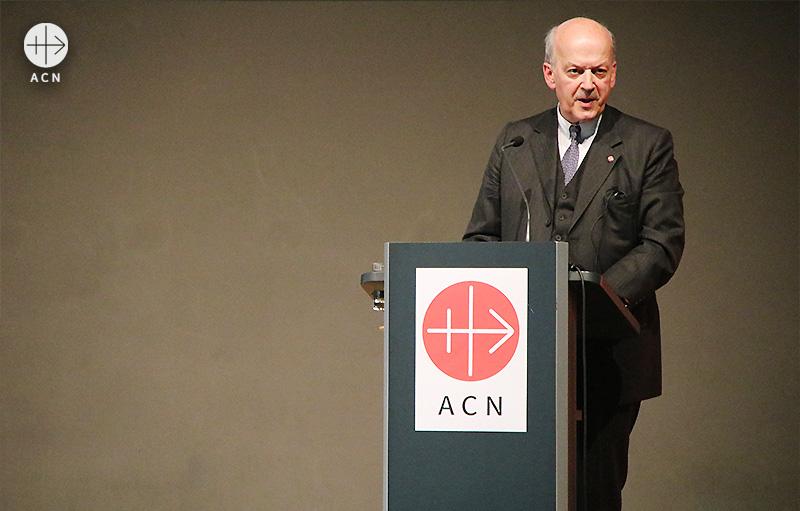 새로운 국제 ACN 대표 토마스 하이네 겔던 (출처=ACN 자료사진)