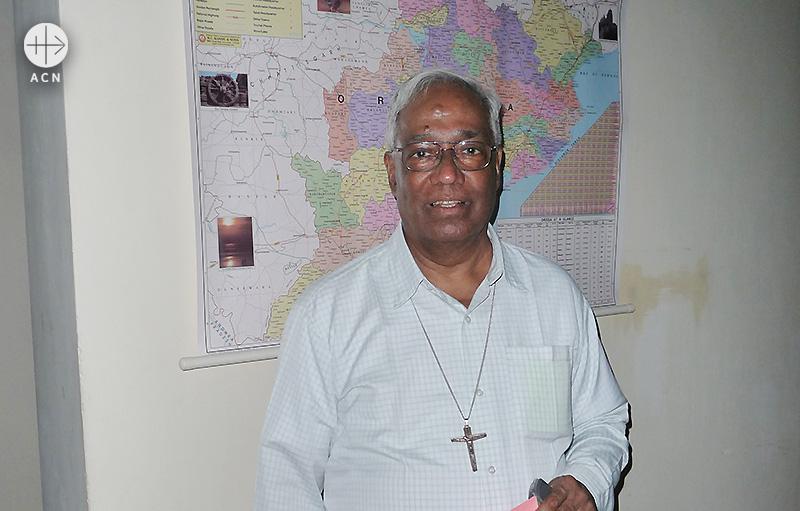 라파엘 체나트 대주교(출처=ACN 자료사진)