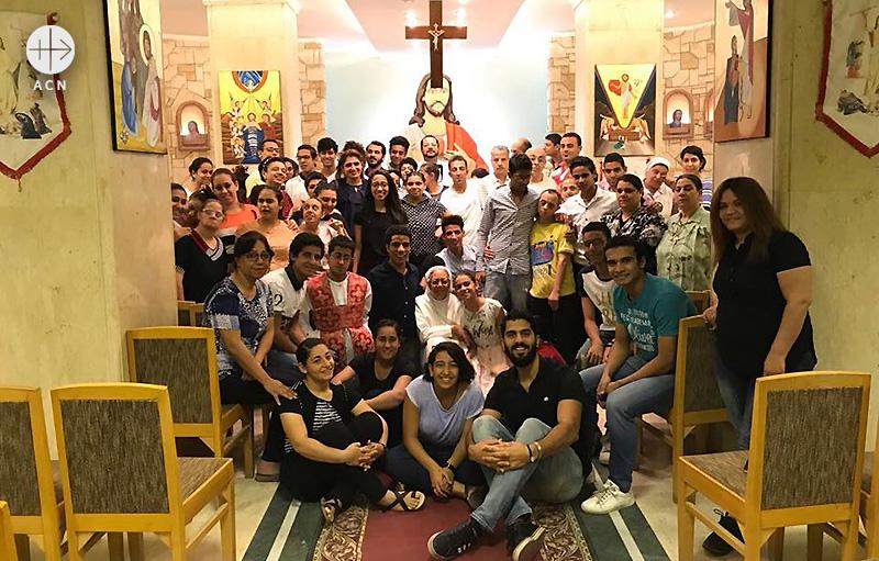 착한 사마리아인 모임 청소년들 (출처=ACN 자료사진)