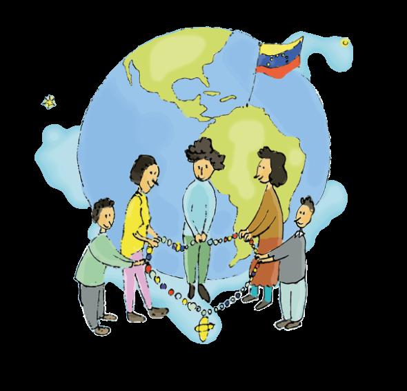 children-globe