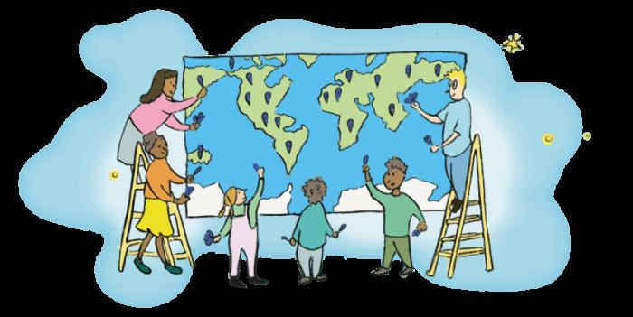 children-map