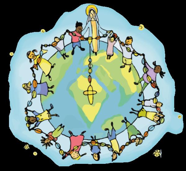 children-rosary