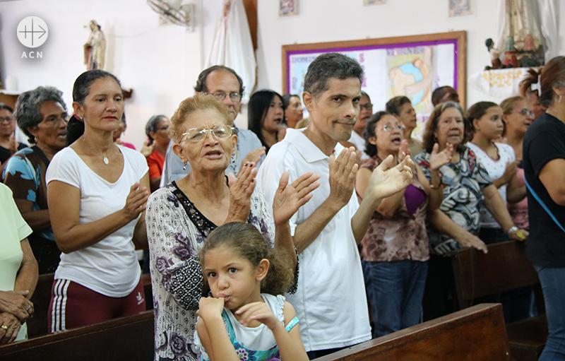 라 과이라의 성당(출처=ACN 자료사진)