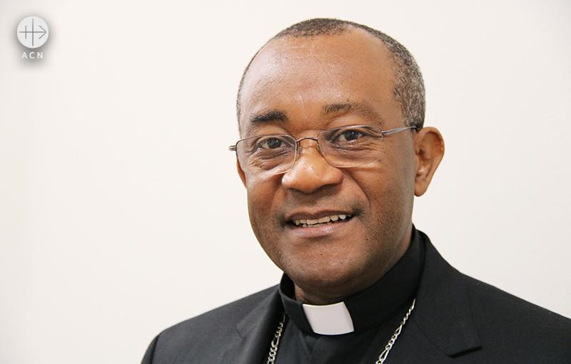 라우나이 사투르네 대주교 (출처=ACN자료사진)
