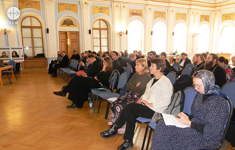 상트페테르부르그에서 열린 국제 컨퍼런스(출처=ACN자료사진)
