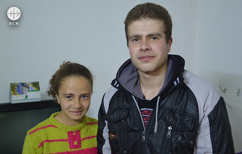 주디와 와엘 (출처=ACN자료사진)