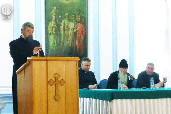 상트페테르부르그에서 열린 국제 컨퍼런스 (출처=ACN자료사진)