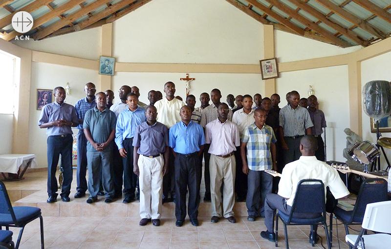 신학생들 (출처=ACN자료사진)