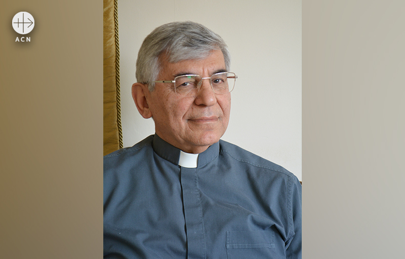 람지 가르무 대주교 (출처=ACN자료사진)