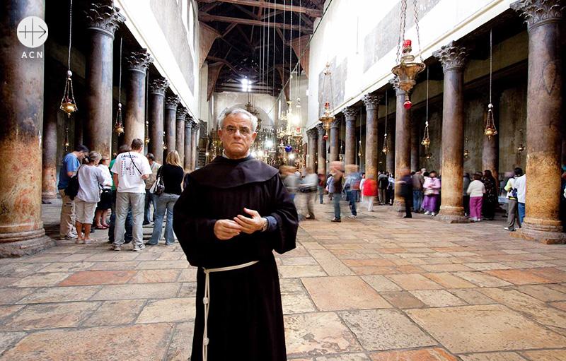 아르테미오 신부 (출처=ACN자료사진)