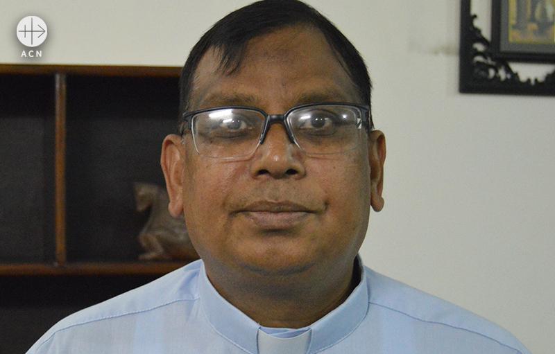 조셉 아르사드 대주교 (출처=ACN자료사진)