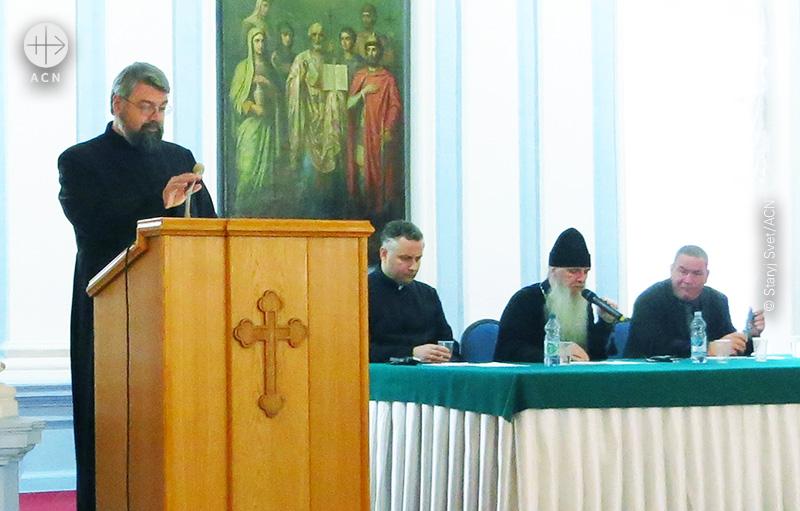 상트페테르부르크 콘퍼런스 (출처=ACN자료사진)