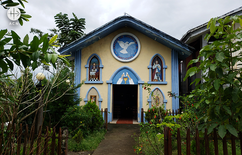 니카라과의 한 성전 (출처=ACN자료사진)