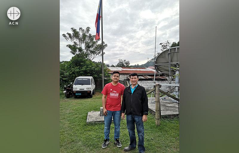 필리핀 ACN 의 방문(출처=ACN자료사진)