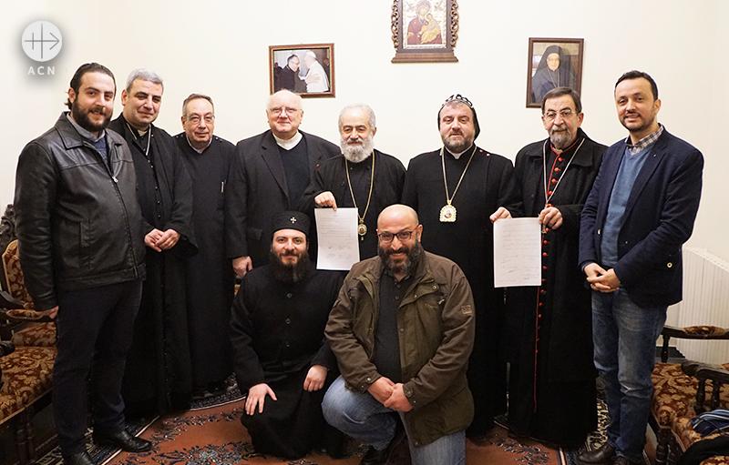 홈스재건위원회 (출처=ACN자료사진)