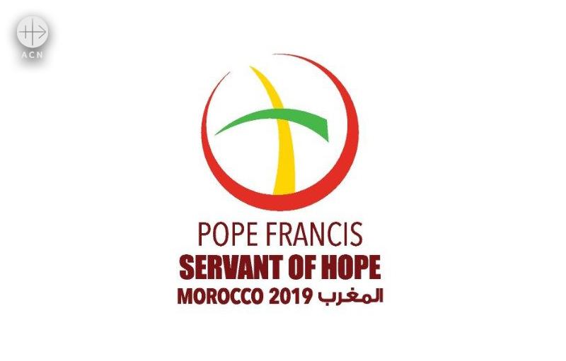 프란치스코 교황 방문 로고 (출처=ACN자료사진)