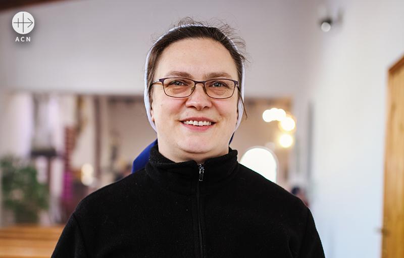 베라 진코위스카 수녀 (출처=ACN자료사진)