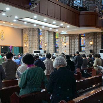 천주교 서울대교구 금호동성당