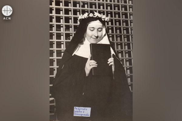 마리아 아파레시다 수녀 (출처=ACN자료사진)