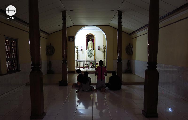 스리랑카 한 성전 (출처=ACN자료사진)