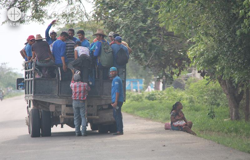 교통수단 부족 문제 (출처=ACN자료사진)