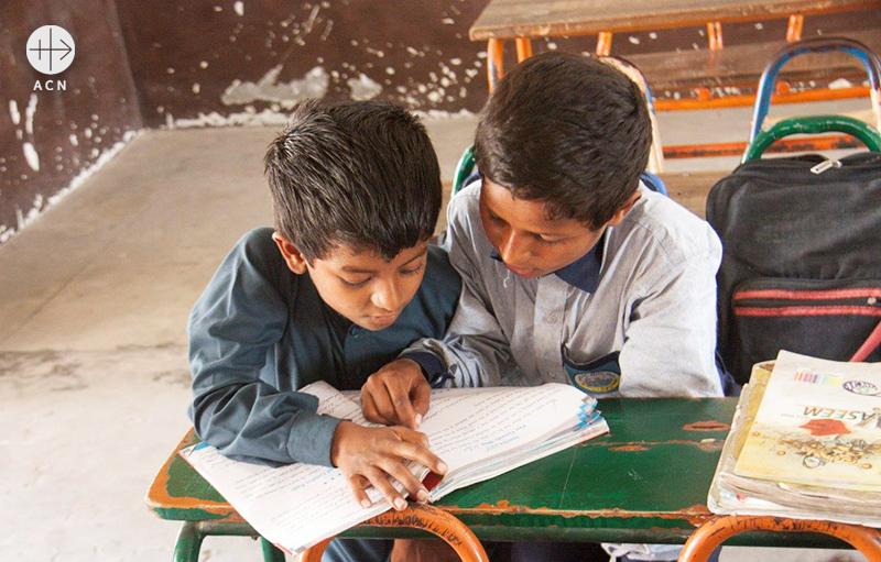 성마리아 고등학교 (출처=ACN자료사진)