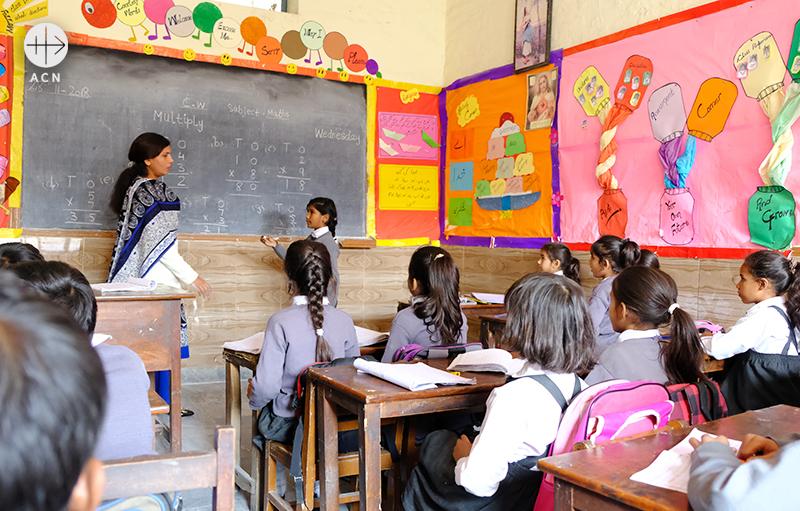 성요셉 초등학교  (출처=ACN자료사진)