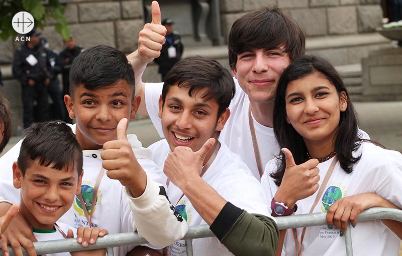 스타라사고라 아이들 (출처=ACN자료사진)