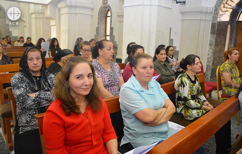 바르텔라의 그리스도인들(출처=ACN 자료사진)