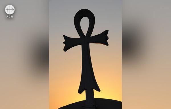 콥트 십자가 (출처 ACN 자료사진)