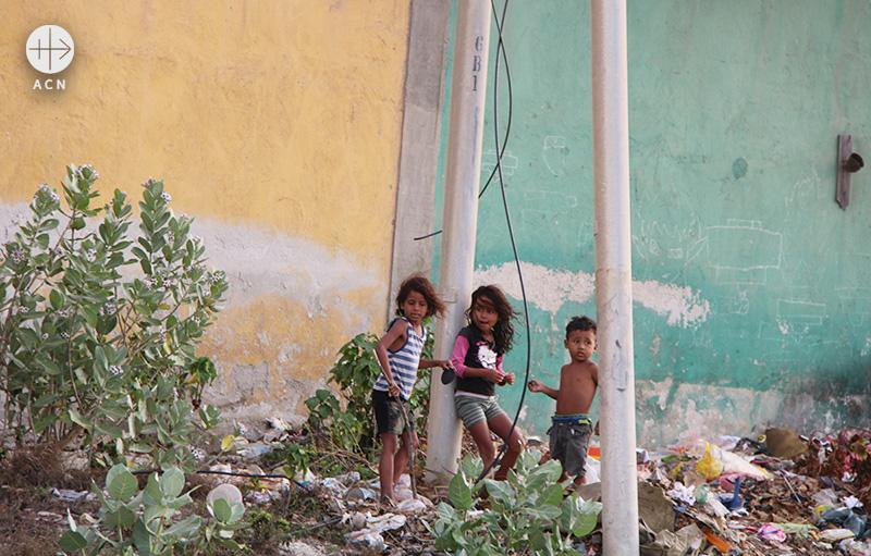 심각해져만 가는 베네수엘라의 빈곤(출처=ACN 자료사진)