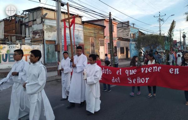 볼리비아 산 호세 오브레로의 사제관 및 양성 센터 건축 지원 (출처=ACN 자료사진)