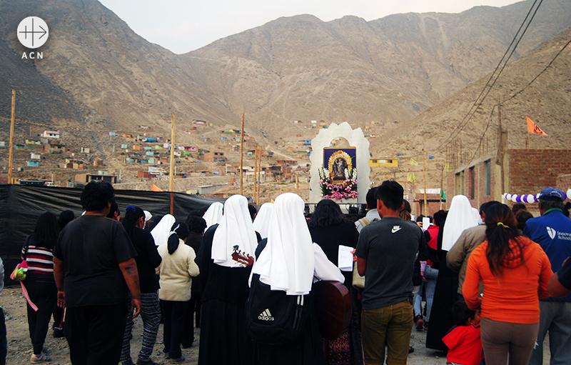 하느님 계획의 종 수녀회 (출처=ACN 자료사진)