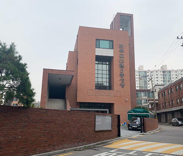 천주교 서울대교구 대림3동성당 (2019.11.02~03)