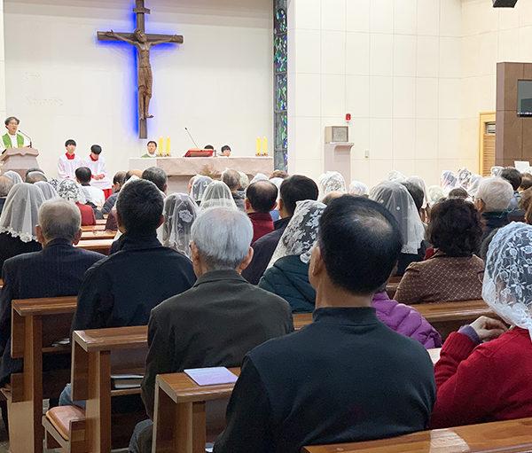 천주교 수원교구 매곡성당