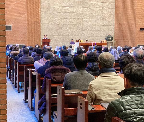 천주교 서울대교구 개포동성당 (출처=ACN 자료사진)