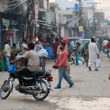 파키스탄 라호르대교구, 그리스도인 지구인 요한나바드 (출처=ACN 자료사진)